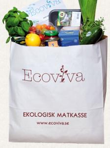 ecoviva ekologisk matkasse